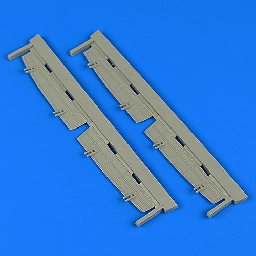 Quickboost 1/48 Dornier Do-17Z Undercarriage Bay Doors/Covers # 48881