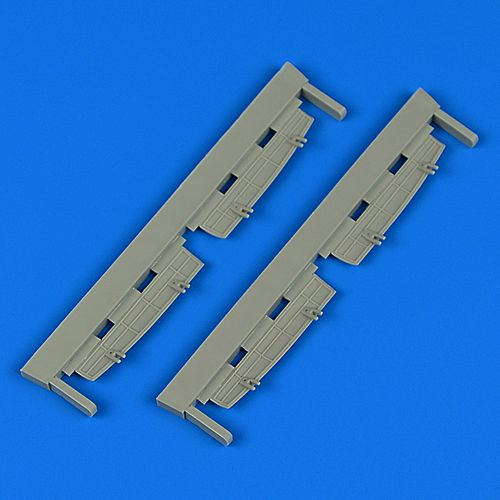 Quickboost 1/72 Dornier Do-17Z Undercarriage Doors/Covers # 72602