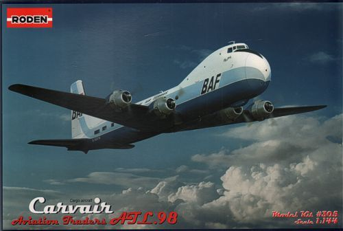 Roden 1/144 Carvair ATL-98 # 305