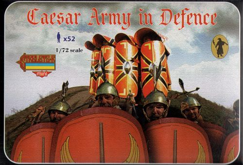 Strelets 1/72 Caesar Army in Defence # M090