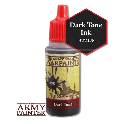 The Army Painter 18ml Dark Tone Ink acrylic paint # 1136