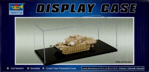 Trumpeter Display Case 210 x 100 x 80mm # 09817
