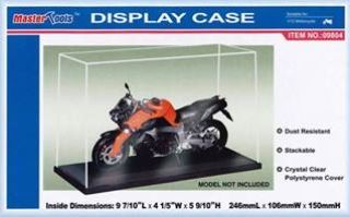 Trumpeter - Display Case 246mm x 106mm x 150mm # 09804