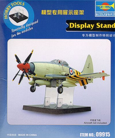 Trumpeter - Display Stand # 09915
