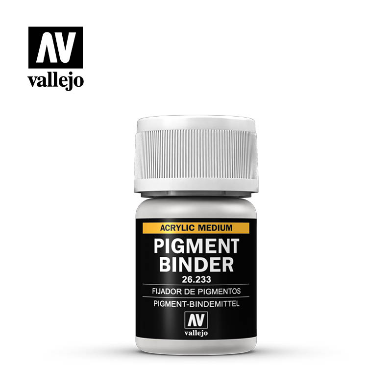 Vallejo 30ml Pigment Binder # 26233