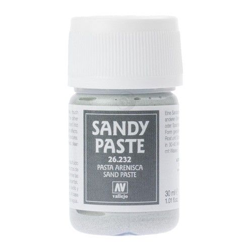 Vallejo 30ml Sandy Paste # 26232