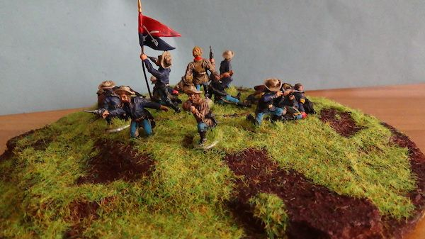 Waterloo 1815 1/72 Custers Last Stand # AP103