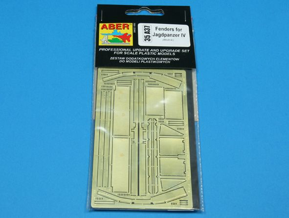 Aber 1/35 Jagdpanzer IV L/48 and L/70 Fenders # 35A37