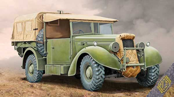 Ace 1/72 Super Snipe Lorry 8cvt (FFV) # 72552
