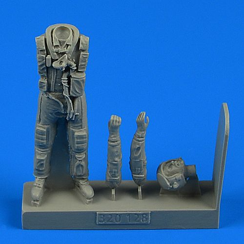 Aerobonus 1/32 Modern Czech Air Force Fighter Pilot # 320128