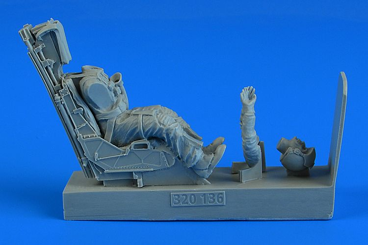 Aerobonus 1/32 US Navy & US Marines Pilot with Ejection Seat for McDonnell-Douglas AV-8B Harrier II