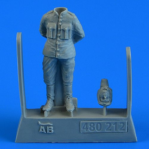 Aerobonus 1/48 German WWI Pilot # 480212