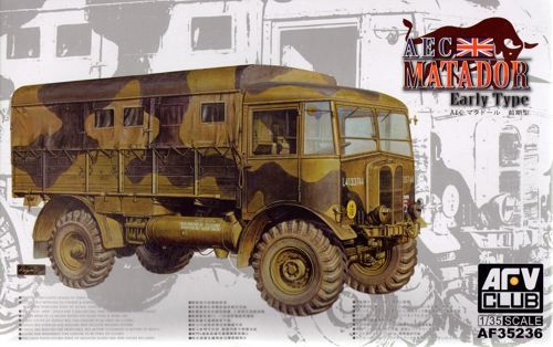 AFV 1/35 AEC Matador British Expeditionary Force 1940 Early # AF