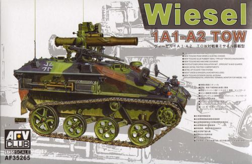 AFV 1/35 Wiesel 1 Tow A1/A2 # 35265