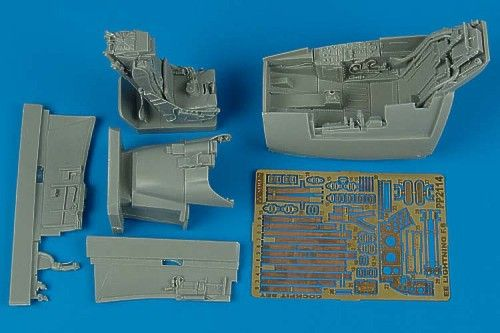 Aires 1/32 BAC/EE Lightning F.6 Cockpit Set # 2114