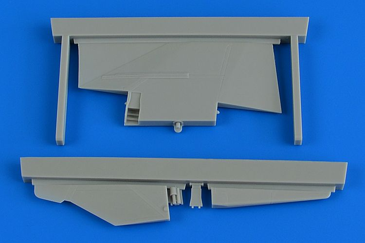 Aires 1/32 Mikoyan MiG-23MF/MLD Correct Tail Fin # 2235