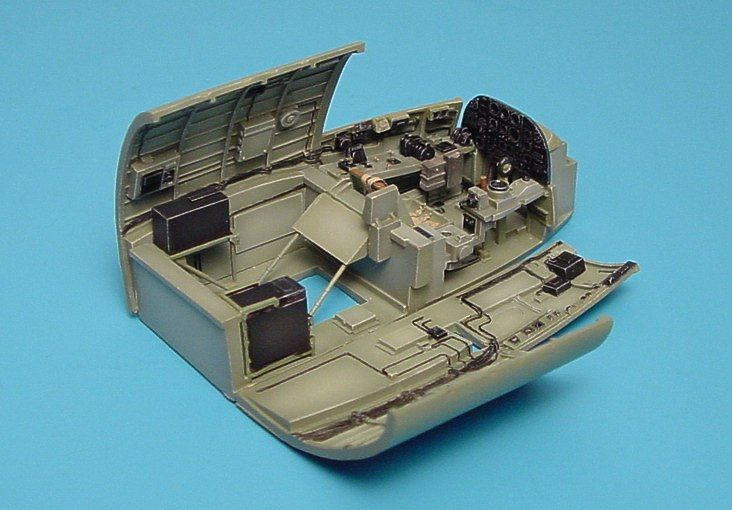 Aires 1/48  Beaufighter TF Mk.X Cockpit Set # 4184