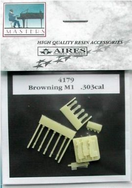 Aires 1/48  Browning M1 .303 Calibre # 4179