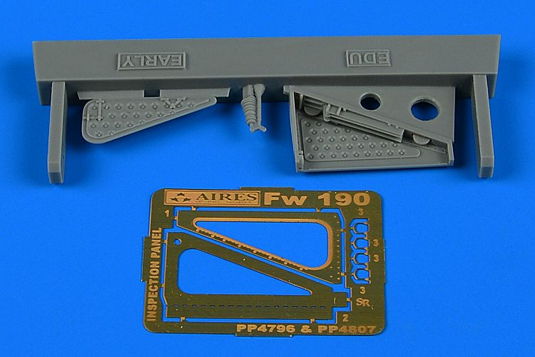 Aires 1/48 Focke-Wulf Fw-190 Inspection Panel Early Version # 4796