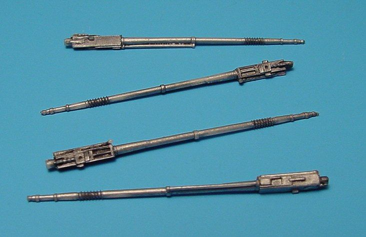 Aires 1/48  Hispano 20mm Cannons # 4182
