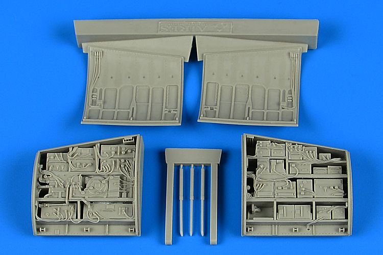 Aires 1/48 McDonnell F-15 Eagle Electronic Bay # 4755