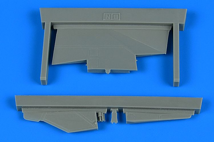 Aires 1/48 Mikoyan MiG-23BN Correct Tail Fin # 4794