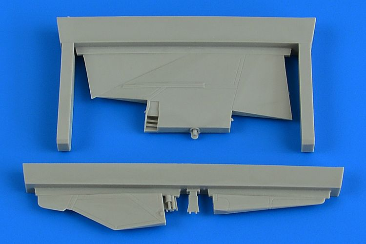 Aires 1/48 Mikoyan MiG-23MF/MLD Correct Tail Fin # 4791