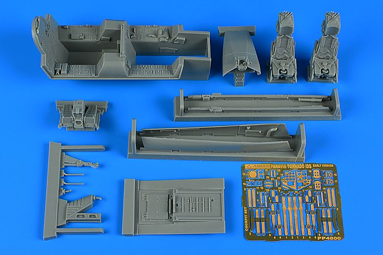Aires 1/48 Panavia Tornado IDS Early Version Cockpit Set # 4800