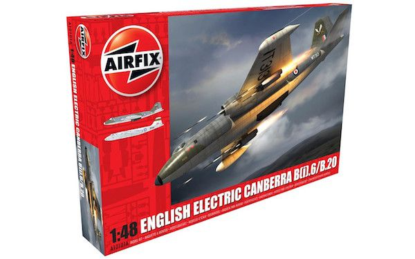 Airfix 1/48 English Electric Canberra B(i).6/B.20 # A10101A
