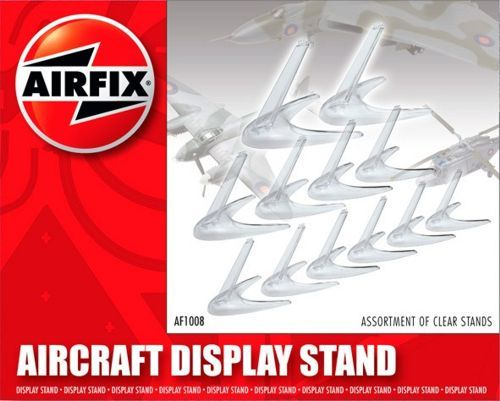 Airfix - Assortment of Clear Stands # AF1008