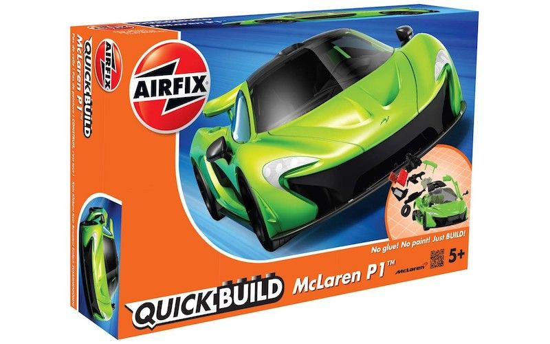 Airfix Quick Build McLaren P1 Green # J6021