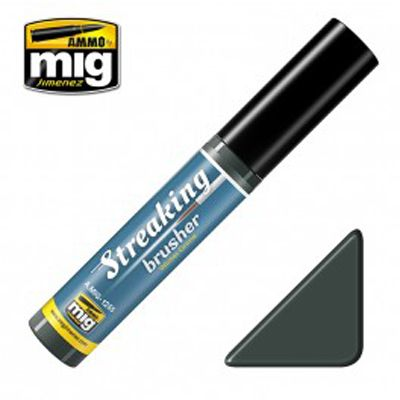 Ammo by Mig 10ml Winter Grime Streaking Brusher # MIG-1255