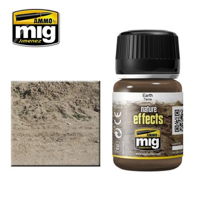 Ammo by Mig 35ml Earth Nature Effects # MIG-1403