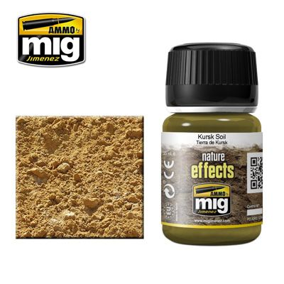 Ammo by Mig 35ml Kursk Soil Nature Effects # MIG-1400
