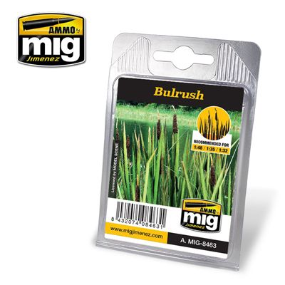 Ammo by Mig Bullrush Plants # 8463