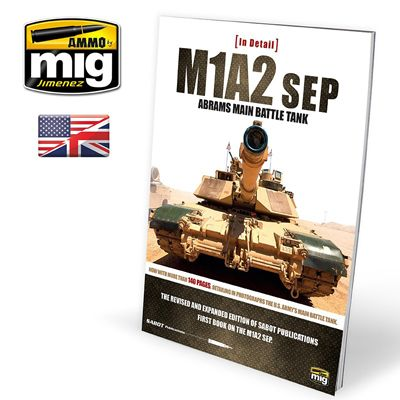 Ammo by Mig - M1A2SEP Abrams Main Battle Tank in Detail # MIG-5950