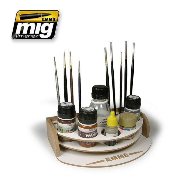 Ammo by Mig - Mini Workbench Organiser # 8002