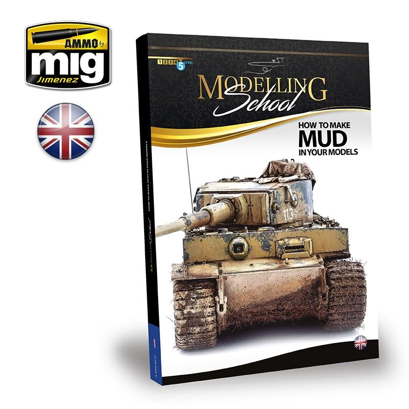 Ammo by Mig - Modelling School: How to Make Mud # MIG-6210