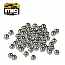 Ammo by Mig - Stainless Steel Paint Mixers # 8003