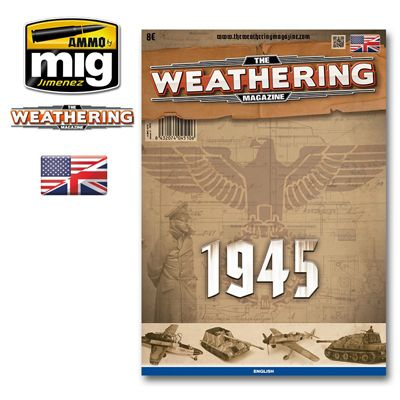 Ammo by Mig - The Weathering Magazine Issue 11 - 1945 # MIG-4510