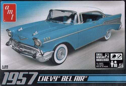 AMT 1/25 1957 Chevy Bel Air # 638
