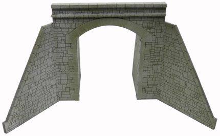 Ancorton OO Gauge Tunnel Mouth Kit Single Track (OOTM2) # 95723