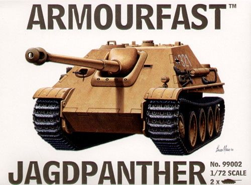 Armourfast 1/72 JagdEdit Panther Tank Destroyer # 99002