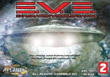 Atlantis 1/864 EVE Exploration Esselopearth # AMC1001