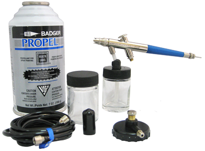Badger Airbrush Precision Spray Set # 200-3
