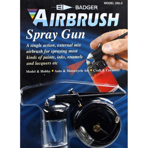 Badger Airbrush Spray Set # 250-2