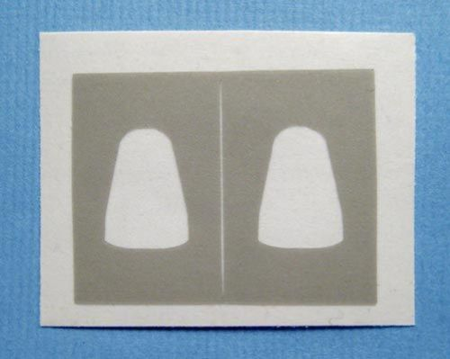 Barracuda 1/48 BAC/EE Lightning F.2A / F.6 Dialectric Panel Masks # 48052