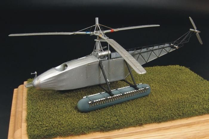 Brengun 1/72 Vought-Sikorsky VS-300 US Helicopter Resin Construction Kit # S72016