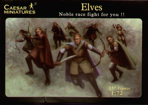 Caesar Miniatures 1/72 Elves # F102
