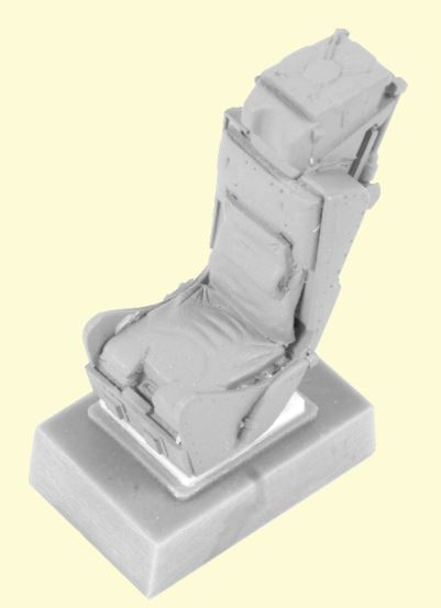 CMK 1/48 Hawker Hunter F.4/F.6 Ejection Seat (M.B. Mk.2) # Q48357